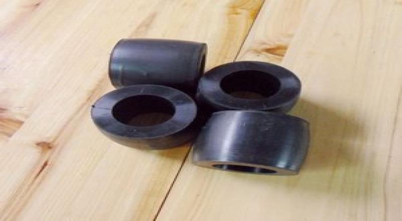 橡胶弹簧的结构及优点